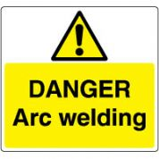 Warn108 - Danger Arc Welding